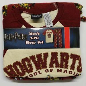Men's Harry Potter 2-Piece Sleep Set